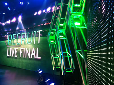 The Recruit Live Final